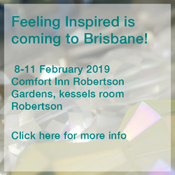 Click here for more infoon Feeling Inspired's Brisbane show