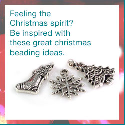 Click here to view our Christmas beading idea category