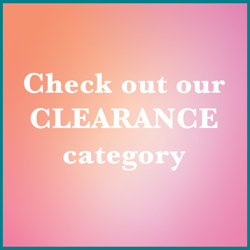 Click here to see our Clearance category