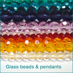 Click here to view our glass bead range