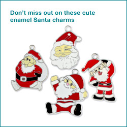 Click here to see all Feeling Inspired's Christmas charms